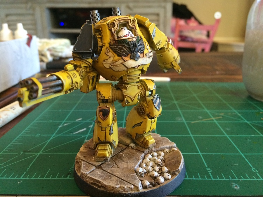 My First Dreadtober