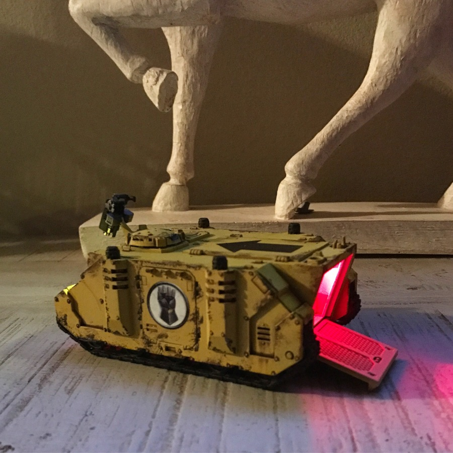 Adding LEDs to Your Models